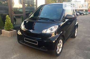 Smart Fortwo Pulse Turbo 2010