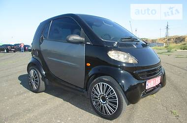 Smart Fortwo TURBO 2001