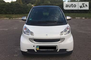 Smart Fortwo MHD 2012