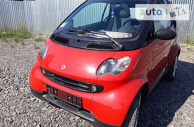 Smart Fortwo Carbrio 2004