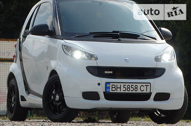 Smart Fortwo ORIGINAL BRABUS 2010