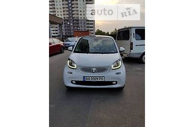 Smart Fortwo Panorama 2016