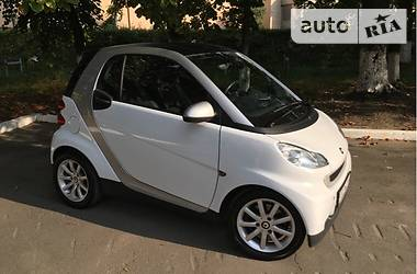 Smart Fortwo 451 2012