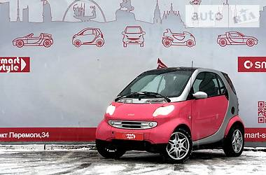 Smart Fortwo Pink Floyd 2002
