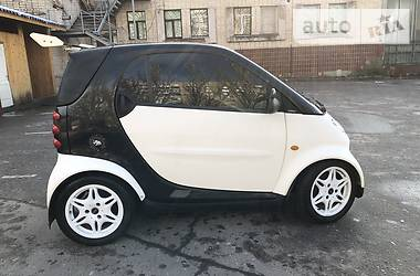 Smart Fortwo  2004