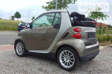 Smart Fortwo 451 2011