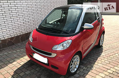 Smart Fortwo MHD Passion 2011