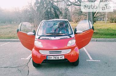 Smart Fortwo fortwo passion 2000