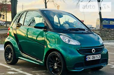 Smart Fortwo Ultimate Green 2013