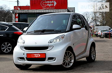 Smart Fortwo Turbo 2011