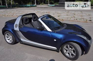 Smart Roadster TURBO 100 HP 2008