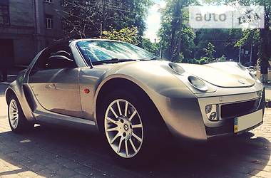 Smart Roadster 0.7i MAX TURBO  2004
