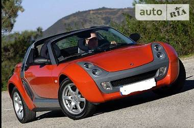Smart Roadster Mersedes Brabus 2008