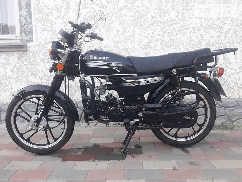 Мотоцикл Классик Spark SP 110C-2C
