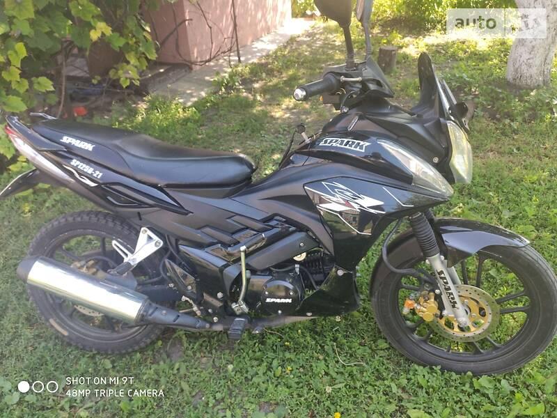 Spark SP 125R-21