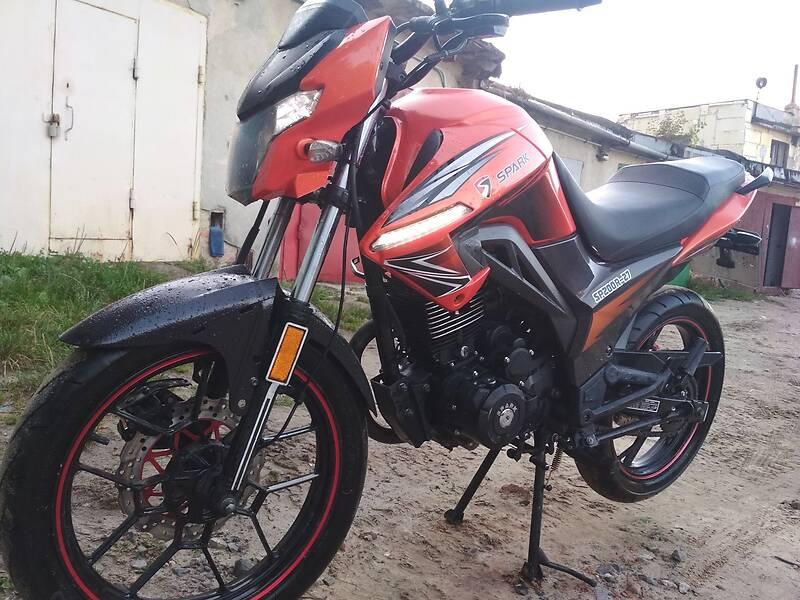 Мотоцикл Классик Spark SP 200R-27