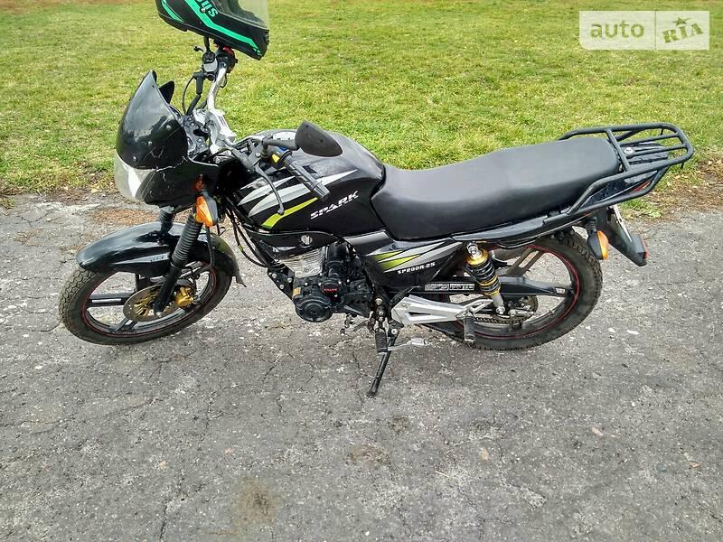 Мотоцикл Классик Spark SP