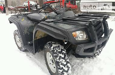 Speed Gear 500 ATV 2011