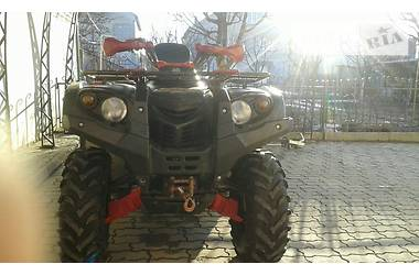 Speed Gear ATV 450 H 2011