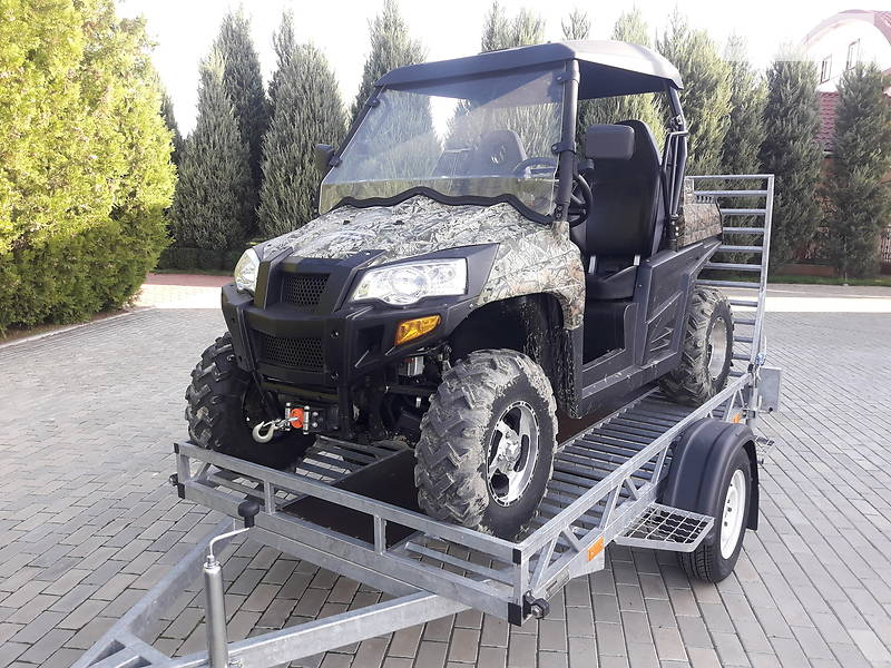 Speed Gear UTV