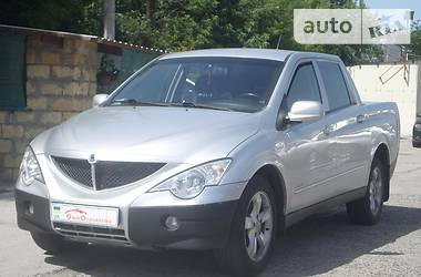 SsangYong Actyon Sports  2007
