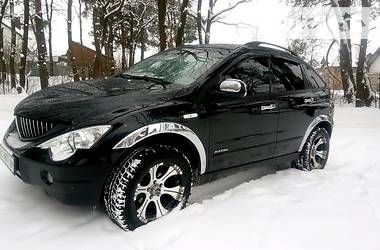SsangYong Actyon Sports  2008