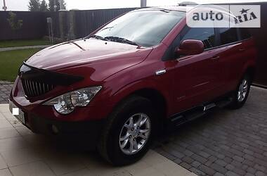 SsangYong Actyon DeLuxe-6 2010