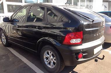 SsangYong Actyon DeLux 2007