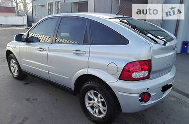 SsangYong Actyon AWD АКП 2007