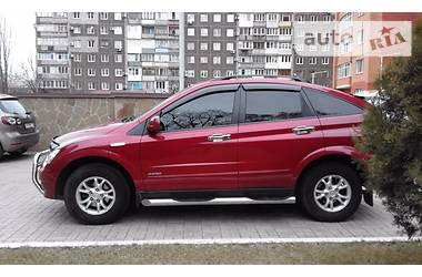 SsangYong Actyon 2.3 i 2008