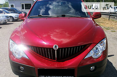 SsangYong Actyon 2.3 MT 2009