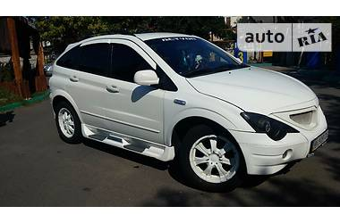 SsangYong Actyon Delux 2008