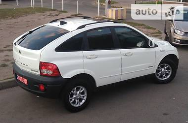 SsangYong Actyon XDI-200 FULL 2010