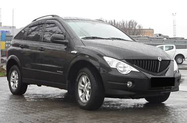 SsangYong Actyon DLX6 FULL 2010