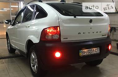 SsangYong Actyon  4X4 DIESEL/V IDEALE 2011