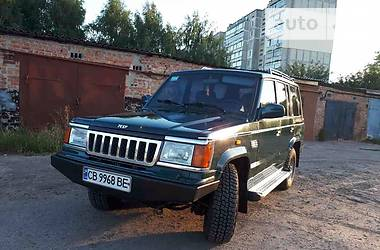 SsangYong Family  1995