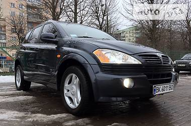 SsangYong Kyron DIESEL_AUTOMAT 2006