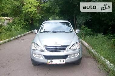SsangYong Kyron M200 HDI 2008