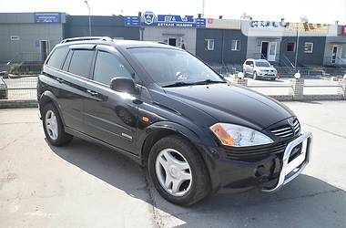 SsangYong Kyron 2.0 Turbo-Diesel 4x4 2006