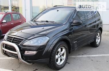 SsangYong Kyron 4WD - 2.0 Diesel 2008