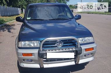 SsangYong Musso  1995