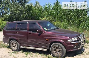 SsangYong Musso  1997