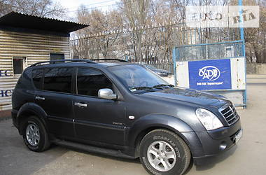SsangYong Rexton II MAX LUX  2008