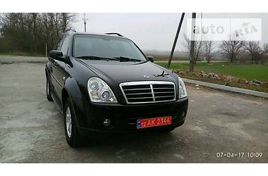 SsangYong Rexton II DeLuX 2 2008