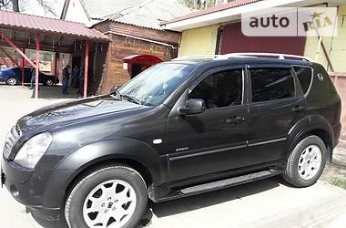 SsangYong Rexton II  2007