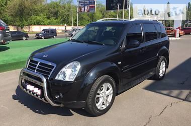 SsangYong Rexton II DLX 3 XVT 186 л.с. 2012