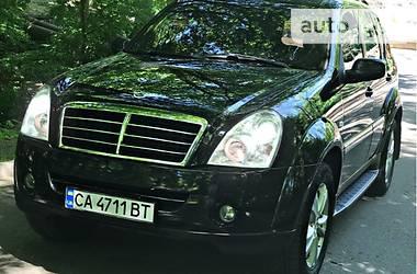 SsangYong Rexton II  2011