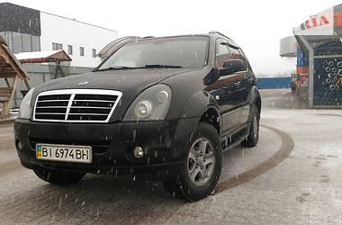 SsangYong Rexton II  2008