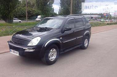 SsangYong Rexton 3.2 Lux. TOD 2005