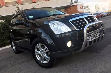 SsangYong Rexton DeLux 2  2012